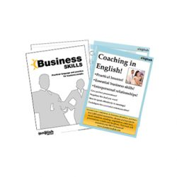 Business skills & Coaching en inglés