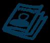 símbolo de revista